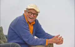 Exhibition: Hockney's late run