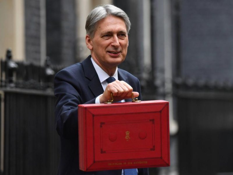 Hammond's 'leap in the dark' budget deserves a mild welcome