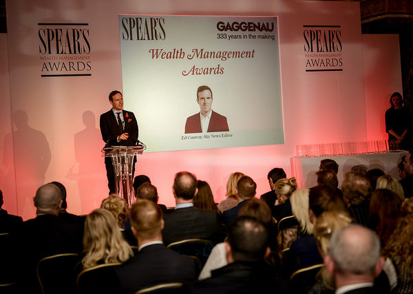 Spear's Wealth Management Awards 2017