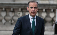 Who, now, will replace Mark Carney?