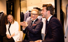 Gallery: Spear's and Hugo Boss celebrate made to measure
