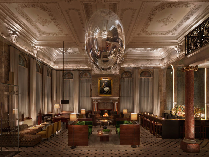 Review: The London EDITION, Fitzrovia