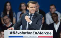 Macron's victory proves bankers are back