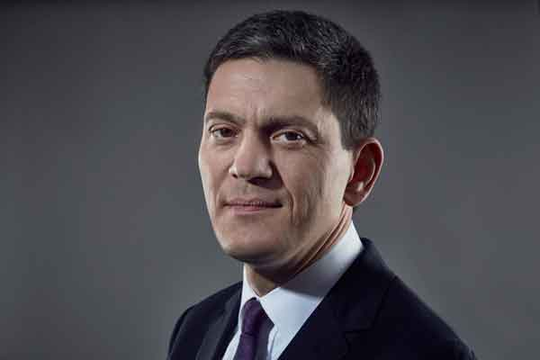 HNWs need to give more, says David Miliband
