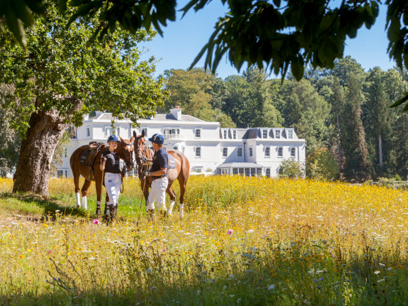 Play like royals: Polo experience at Coworth Park