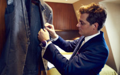 Meet the tailors who bring Savile Row to you – on scooters