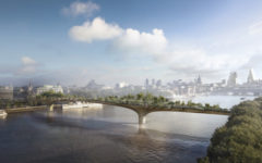 Wanted: HNWs to save London's Garden Bridge