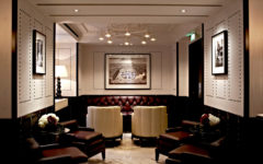 Travel Back in Time with Low Tea at the Luggage Room