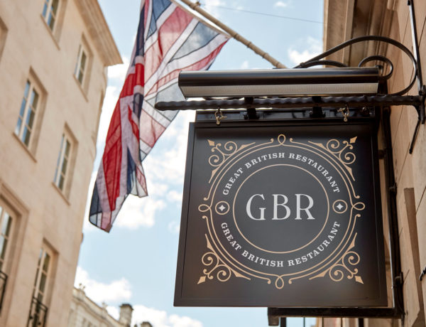 Review: GBR at Dukes hotel, St James's