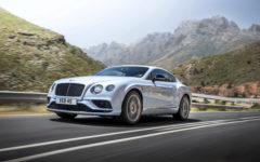 Bentley's V8S duo dazzle on the road