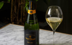 Review: Lee Westcott's Tasting Menu with Veuve Clicquot at Typing Room
