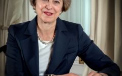 Theresa May net worth