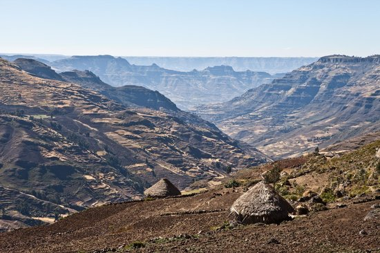 Travel feature: a journey to Ethiopia's celestial monastery