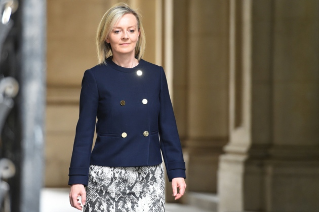 Liz Truss made Chief Secretary to the Treasury in reshuffle