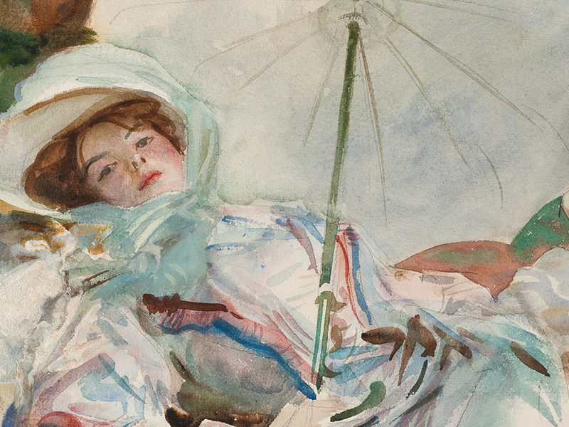 Review: Sargent – The Watercolours, Dulwich Picture Gallery