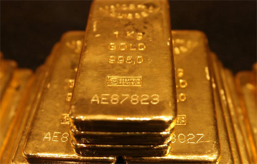 Gold prices ease back as investors look to Fed for directional cues