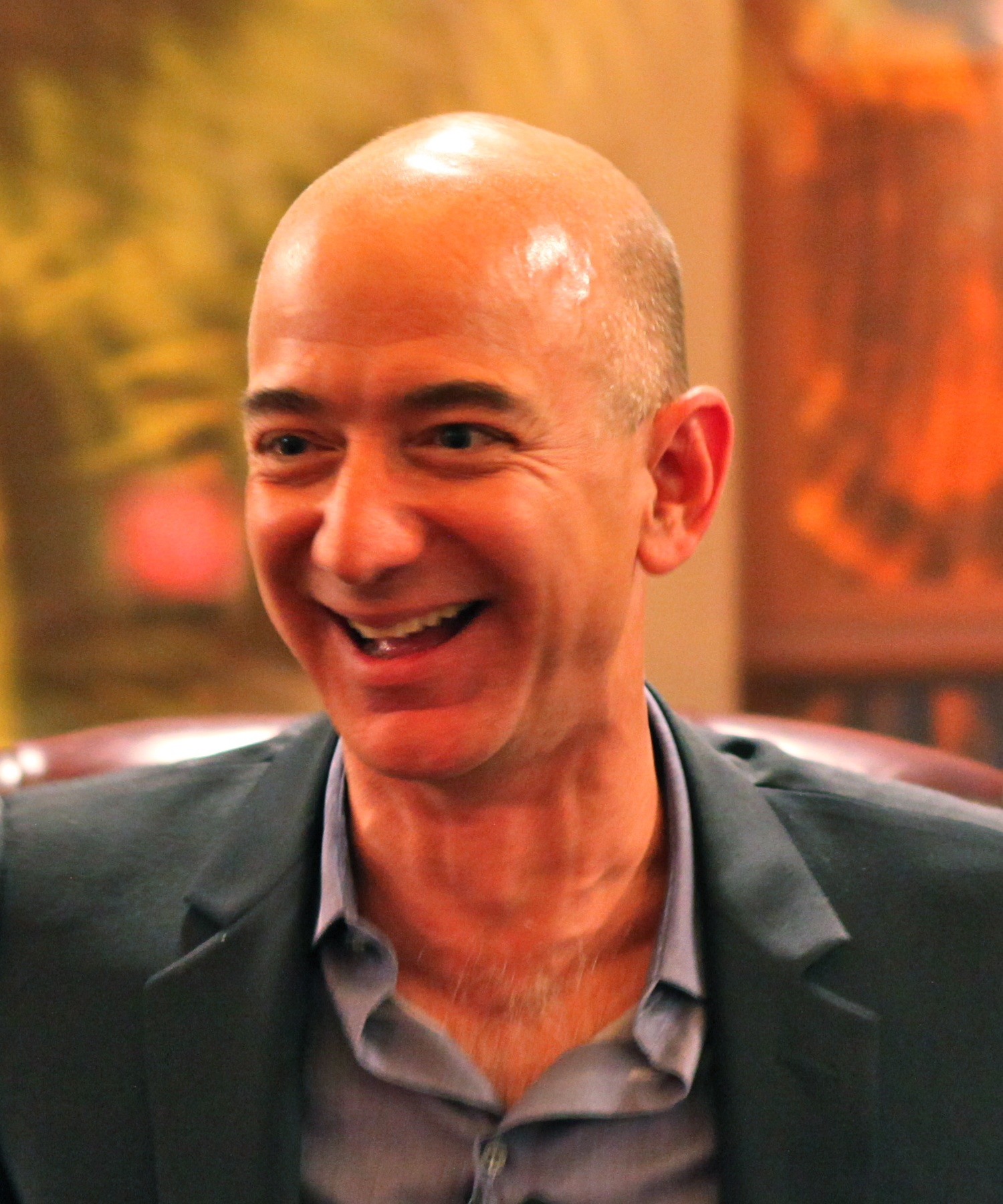 Jeff Bezos net worth