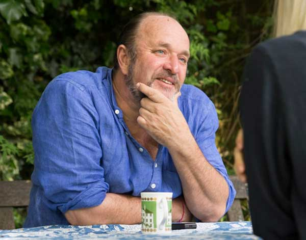 Liquid Lunch: William Dalrymple and his continuing passion for India