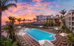 Californian summer stay at Dolphin Bay Resort & Spa
