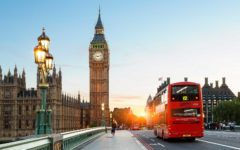 London comes out top: IPSOS survey