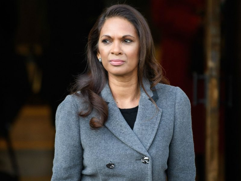 Lessons from the death threat against Gina Miller