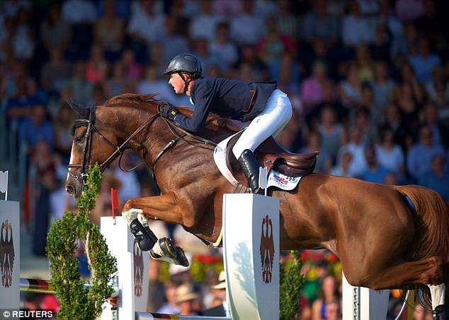 Why equestrian sport is Britain's millionaire's playground
