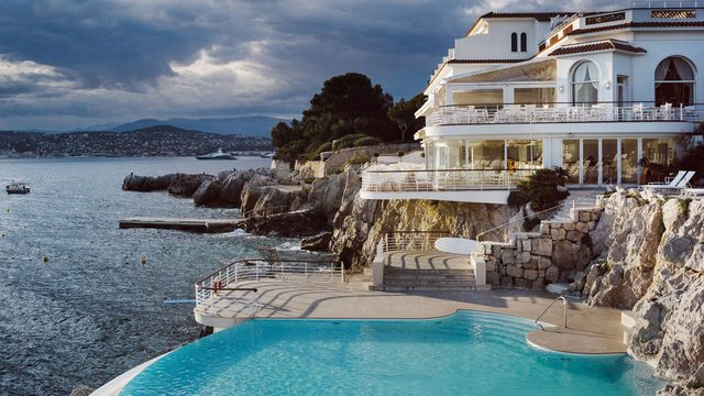 Review Hôtel Du Cap Eden Roc Antibes