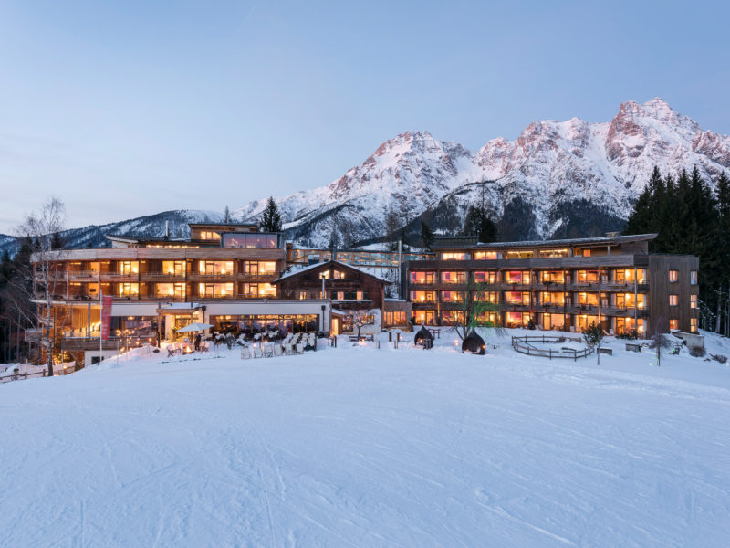 Review: Forsthofalm Timber Hotel, Austria
