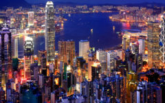 Property is Hong Kong's final frontier