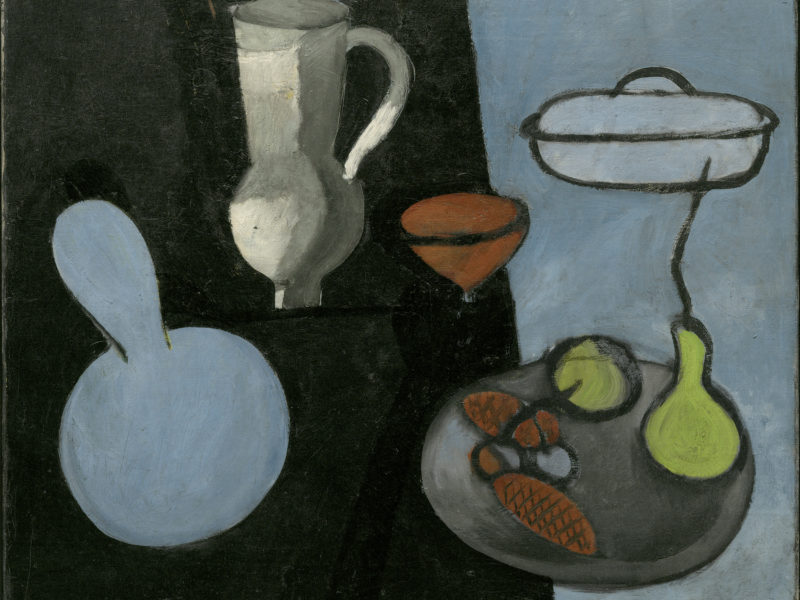 Review: Matisse in his studio