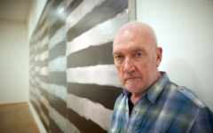 The artist who earned his stripes