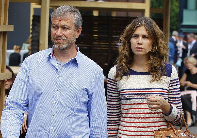 Unhappy with your foreign divorce? Irina Abramovich isn't