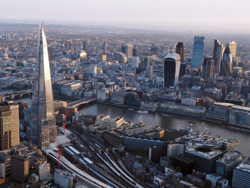 Study: London tops world financial centre rankings (again)