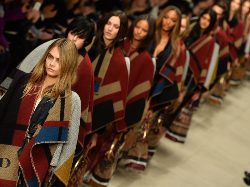 From rags to riches — fashion points the way for UK plc