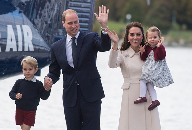 Why 'an heir and two spares' is just what Britain needs