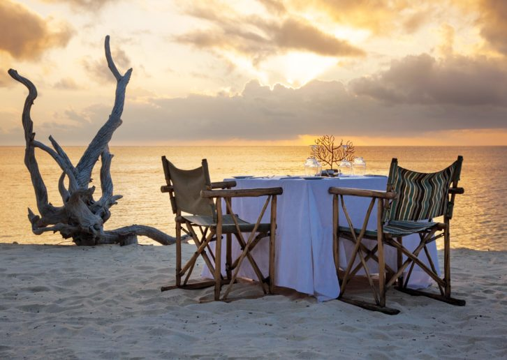 Alphonse Island launches new 'Bush and Beach' experience