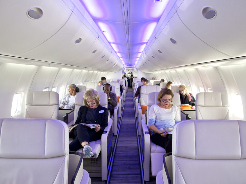 Why private jet 'cruises' are trending in luxury travel