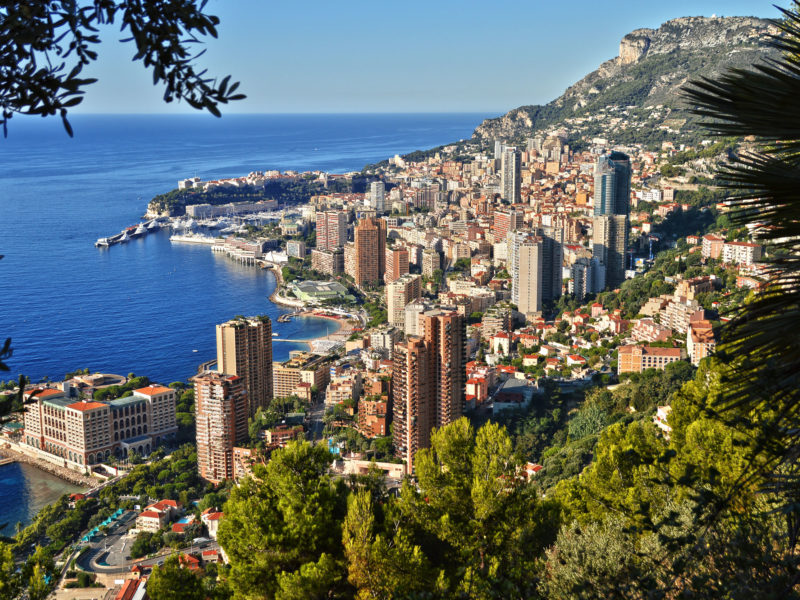 Monaco's appeal for HNWs is growing
