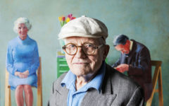 David Hockney on being a rebel in art