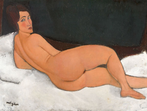 Review: Modigliani at the Tate Modern