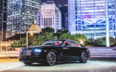 Review: Rolls-Royce swerves to the 'dark side'