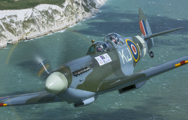 Reaching new heights: the Spitfire experience