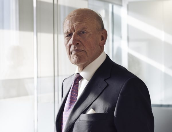 Giving Tuesday: Sir Alec Reed on the Big Give's £11m Christmas Drive