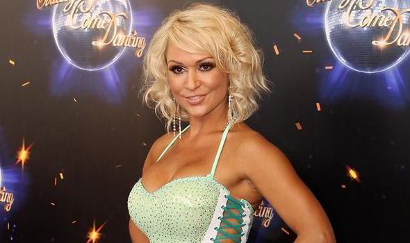 Kristina Rihanoff net worth