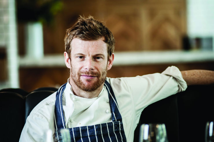 Chef Tom Aikens on the joys of Bajan cooking in Barbados