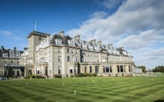 Review: Gleneagles Hotel, Scotland