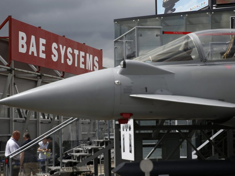 Norway fund's BAE Systems 'ban' is hypocritical