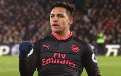 Alexis Sanchez's Net Worth