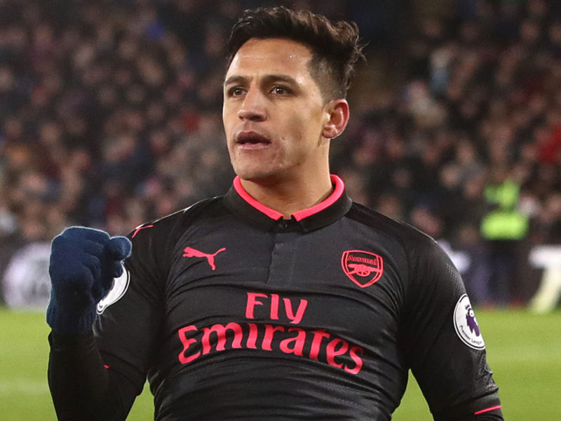 Man Utd Want Sanchez To Play This Weekend