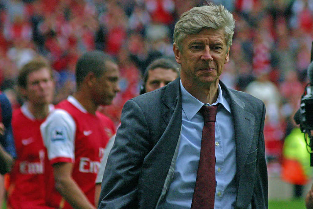 Arsene Wenger's Net Worth